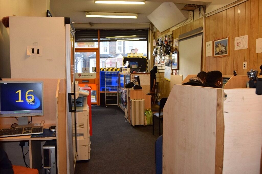 BUSY SHOP LEASE FOR SALE CLOSE TO LEYTON STATION