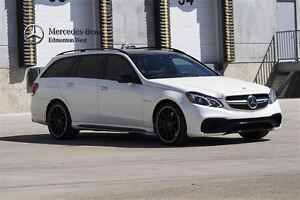 2016 Mercedes-Benz E63 AMG S 4MATIC Avantgarde Edition w/AMG Nig