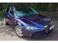 05/55 Alfa Romeo 1.6i T Spark Lusso - Beautiful Example with Full Service History - New MOT