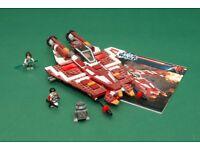 Lego Star Wars Republic Striker-class Starfighter ref - 9497