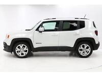 Jeep Renegade M-JET LIMITED (white) 2015-10-31