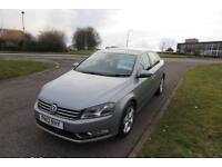 VOLKSWAGEN PASSAT 2.0 SE TDI BLUEMOTION TECHNOLOGY,2012,Alloys,Air Con,Cruise,Bluetooth,Full History