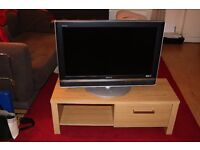 sony Tv with Remote (hdmi) & Tv Table Stand