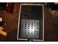 Vestax VMC-004XLu with Flight case