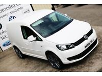 2014 VOLKSWAGEN CADDY 1.6 TDI C20 STARTLINE PLUS 101 BHP * PERFORMANCE STYLING* (FINANCE & WARRANTY)