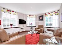 Stunning four bedroom flat in Marble Arch