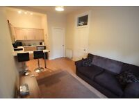 Fully furnished one bedroom 2nd floor flat to rent in Restalrig
