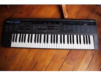 KORG DW8000 Synthesizer,refurbished over a year ago but not used.