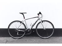 Road bicycle CANNONDALE QUICK CX (NEW PARTS) M SIZE full service super fast