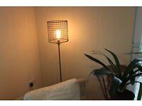 Stylish Industrial Edison Filament Bulb Standing Lamp