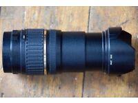 CANON TAMRON AF 18-200MM F/3.5 MACRO LD XR DiII LENS 450D,500D,550D,600D,1100D,1200D,100D,650D,700D