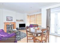 Lovely two bedroom first floor flat within walking distance to the Underground available for rent.