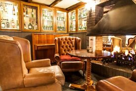 Full & Part-time Bar and Waiting Staff required for a New Forest Pub | Competitive Salary