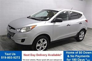 2013 Hyundai Tucson 5 PASS, POWER PACKAGE! AIR CONDITIONING!
