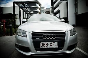 2010 AUDI TFSI TURBO S Line Quattro A3 HATCH Hamilton Brisbane North East Preview