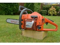 Husqvarna 254 XP chainsaw