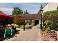 Chef de Partie - Rose & Crown - Great Rates of Pay - Live in Available