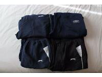 Tracksuit Bottoms - 4 Items - Size 13