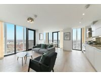 Brand new 2 bed apartment on 15th floor of Stratosphere building, Stratford E15, Newham-TG