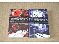 Children's reading books - the Inventors
