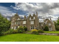 3 Bed Flat, 5 Finavon Castle, by Forfar