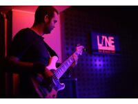 Available Bass & Guitar player
