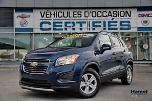 2016 Chevrolet TRAX AWD LT CROSSOVER 4X4+TOIT OUVRANT+DEMARREUR