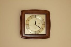 Beautiful Seiko Wall Clock (As new condition)