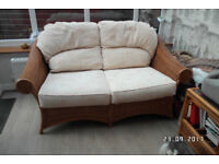 Bamboo and cane furniture. Nice in conservatory or lounge. Price reduced for quick sale!
