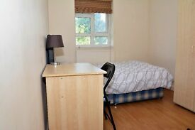 J - One Single and One Double Room in the same house - Camden Town - All bills included
