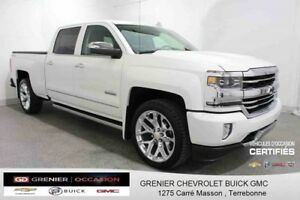 2016 Chevrolet SILVERADO 1500 4WD CREW CAB HIGH COUNTRY *GPS CUI