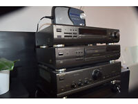 Technics HI-FI, tuner, compact disc player, amplifer for sale.
