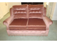 2 Seater Settee FREE TO COLLECT