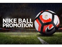 ** ATTENTION – FREE NIKE BALL AND FREE ENTRY- JOIN NOW!! ****BRAND NEW CHATTERIS 6 ASIDE LEAGUE**