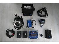 Hensel Porty Lithium 12 with Ringflash - Portable Studio Lighting
