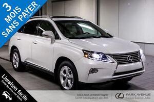 2013 Lexus RX 350 * 135$/sem garantie 3 ans / 60000 km *