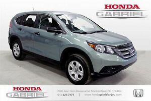 2012 Honda CR-V LX BLUETOOTH/CAM