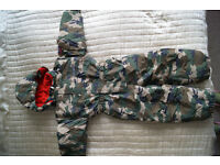 Boys Snowsuit -104cm New!