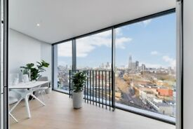Luxury Brand New 1 Bed Apartment, Elephant & Castle, SE1, Borough, Concierge, Gym, Balcony