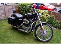 Harley Davidson 1200 Sportster Custom XL