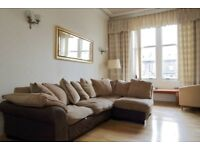 Spacious 2 bedroom flat, Leith Walk - Available from September