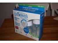 Dr Brown's Natural Flow Starter Kit