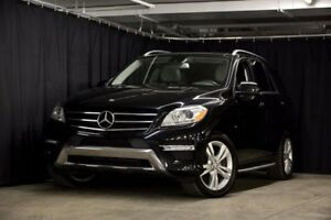2012 Mercedes-Benz M-Class ML 350 BlueTEC, Premium Pkg, Driving
