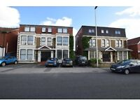 Fully Self Contained Heated Two Bedroomed Flat with Parking, Walking distance Town centre/promenade.
