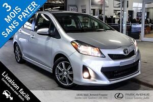 2012 Toyota Yaris SE **À partir de $59/sem garantie 3 ans/60000