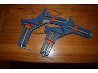 SMALL FRAMING CLAMPS