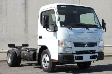 Fuso Canter 515 City Cab SWB Cab Chassis Cab chassis Rocklea Brisbane South West Preview