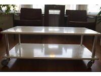 Habitat table/TV unit