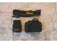 Nikon D5200 with 3 Lenses and Accessories! Bundle or seperate items available!