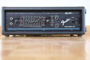 Fender BXR Dual Bass 400 Watts **Super puissant***